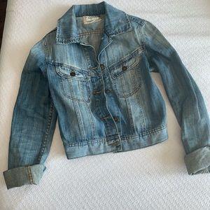 H81 Denim jacket